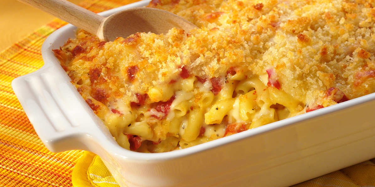 1676 Tomato Mac n Cheese